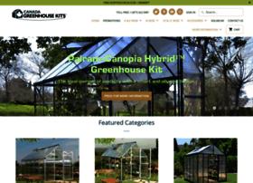 canada-greenhouse-kits.ca