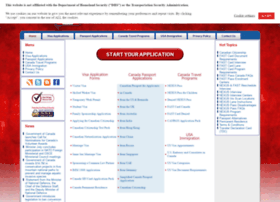 canada.immigrationvisaforms.com