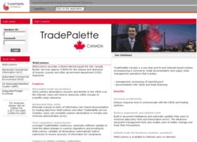canada.tradepalette.com