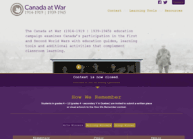 canada1914-1945.ca