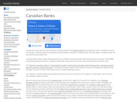 canadabanks.net
