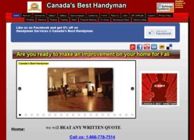 canadabesthandyman.com