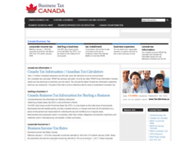 canadabusinesstax.com