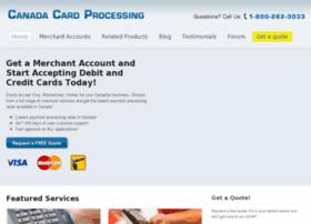 canadacardprocessing.com