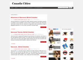 canadacities.blogspot.com