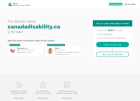 canadadisability.ca