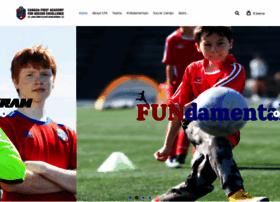 canadafirstacademy.com