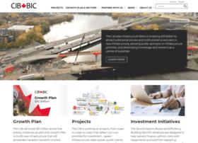 canadainfrastructurebank.ca