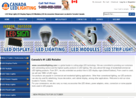 canadaledlighting.com