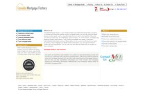 canadamortgagefactory.com
