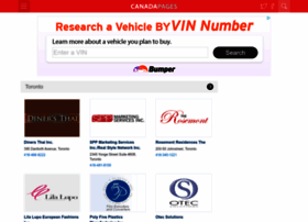 canadapages.com