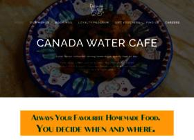 canadawatercafe.com