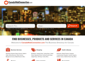 canadawebconnection.com