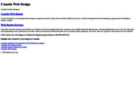 canadawebdesign.ca