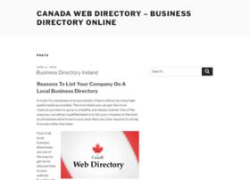 canadawebdirectory.com