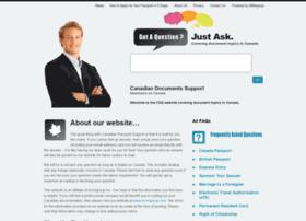 canadian-passport-support.com