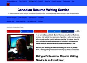 canadian-resume-service.com