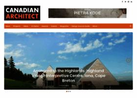 canadianarchitect.com