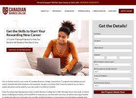 canadianbusinesscollege.com