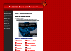 canadianbusinessdirectory.ca