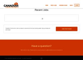 canadianconstructionjobs.ca