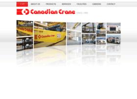 canadiancrane.com