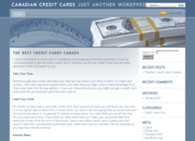 canadiancreditcards.org