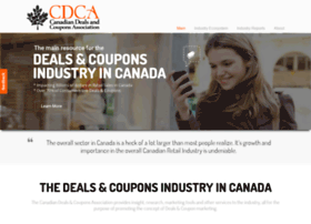canadiandealsassociation.com
