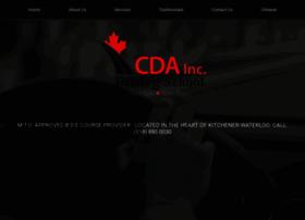 canadiandrivingacademy.com