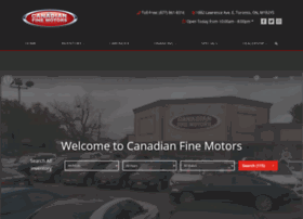 canadianfinemotors.ca
