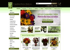 canadianflowerdelivery.com