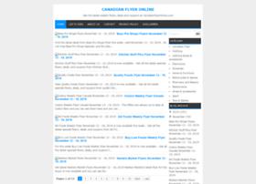 canadianflyeronline.com