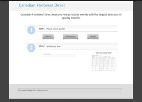 canadianfootweardirect.com