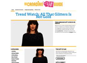 canadiangiftguide.com
