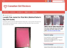 canadiangirlreviews.com