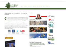 canadianindustryonline.com