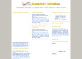 Canadianinflation.com