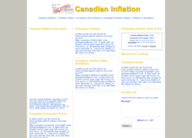 canadianinflation.com