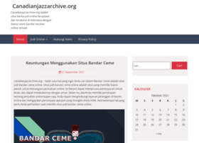 canadianjazzarchive.org