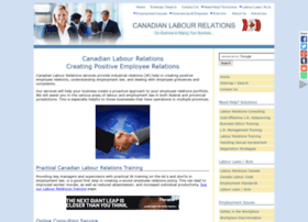 canadianlabourrelations.com