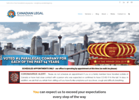 canadianlegal.org