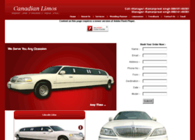 canadianlimos.com