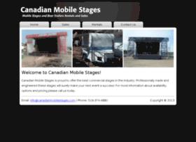 canadianmobilestages.com