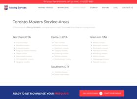 canadianmovinglines.com