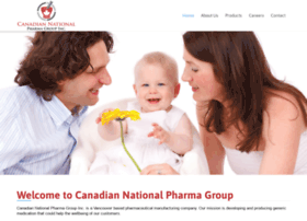canadiannationalpharmagroup.com