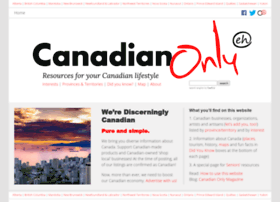 canadianonly.ca