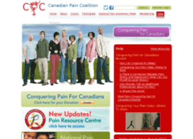 canadianpaincoalition.ca
