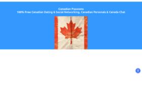 canadianpassions.com