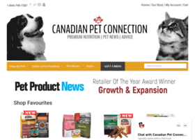 canadianpetconnection.com