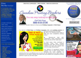 canadianprintingbrokers.com